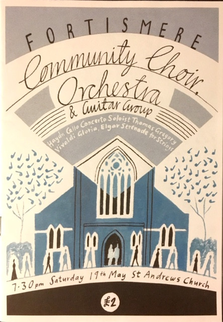 Fortismere Community Choir | First Concert