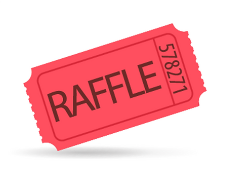 Raffle Ticket (strip of 5)