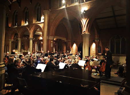 Fortismere Community Symphony Orchestra Autumn 2018