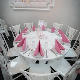 Pink Dekoration