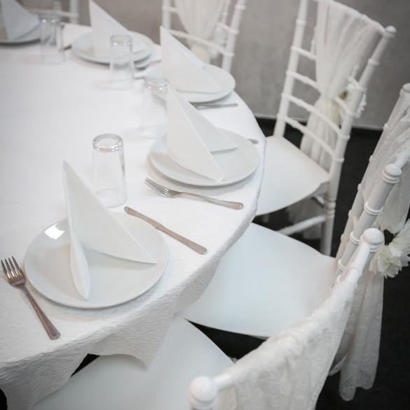 Weiß Dekoration