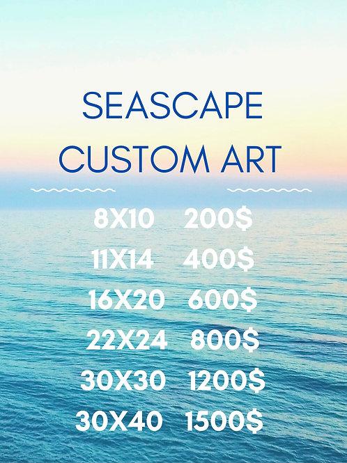 Custom Art 8x10 Inch