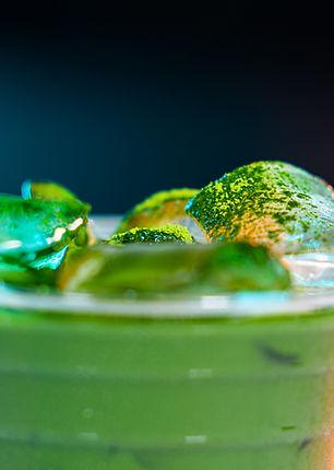 Green Tea Iced