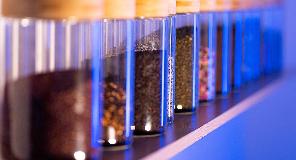 Matcha, Boba, Tea & Coffee Ingredients