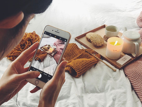 How To Take Beautiful Pictures Of Your Knits