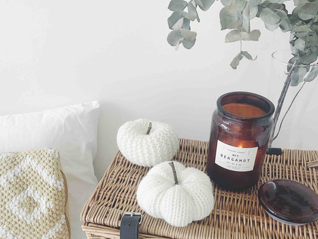 Knitting Tutorial: DIY Pumpkins For Fall