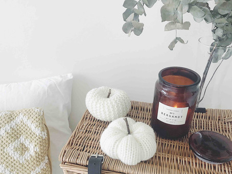 Knitting Tutorial: DIY Pumpkins For Fall