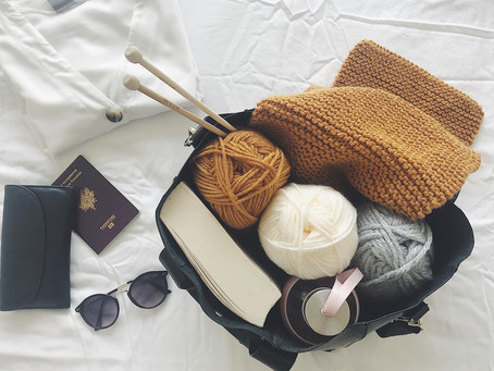 Can I Bring My Knitting On A Plane?