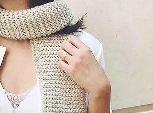 Everyday Scarf Knitting Kit Closeup.jpg
