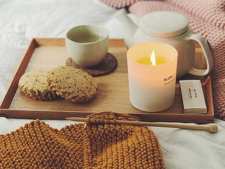 My Cosy and Mindful Evening Routine Essentials