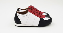 Casey Leather Sports Shoe 3 Colours - Si