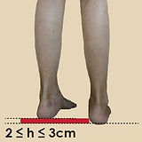 G4 - Uneven leg length - possible for co