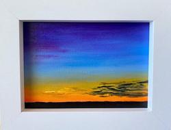 Sunset II by Kaz Jones