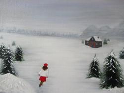 Winter Wonderland by Mary Rodriguez
