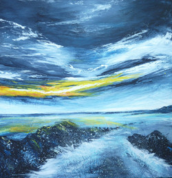 Dusky Coast by Julie Matthews