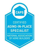 CAPS certified aging in place specialist - logo