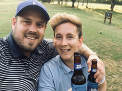 Beer and Golf