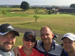 Summer Golfing