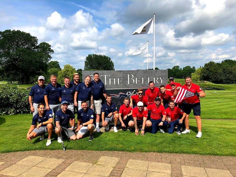 Inaugural Ryder Cup 2019