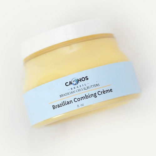 Cachos Brazilian Combing Crème 5 in 1 Hair Crème
