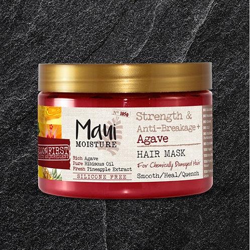 Maui Moisture Agave Mask for chemically damaged hair