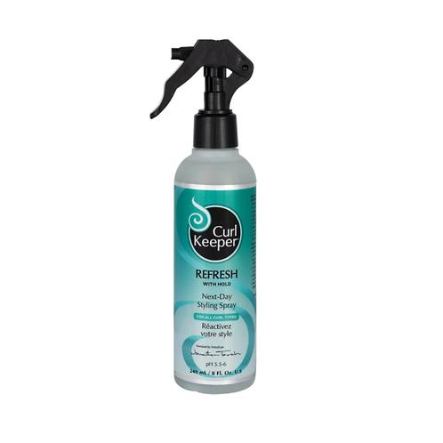 "Curlkeeper Refresh ""Next Day"" Styling Spray"
