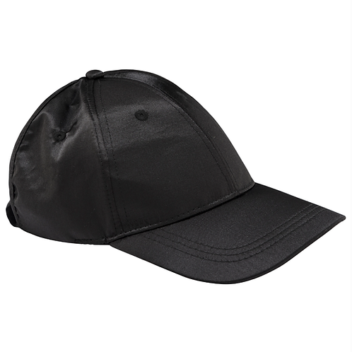 Curl Keeper® BADAZZ Backless Cap - Satin