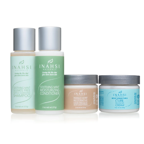 Inahsi Wash & Style Trial Set