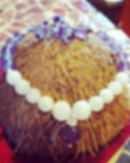 Bracelet pierre de lune et améthyste, ar