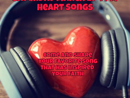 March 27 Heart Song