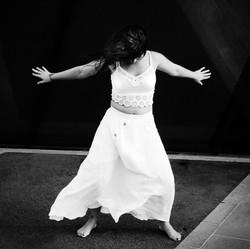 SANDRINA danse repousse