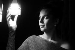 Amanda Lumière N&B