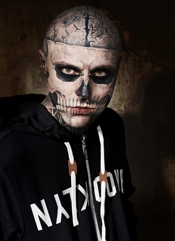 Rocawear, Zombie, Zombie Boy, Genest, Streetwear, Fashion, Lifestyle, Tattoo, Zombieboy