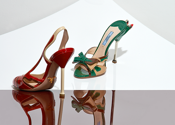 Prada, Shoes, Photographer, Product photographer, photography, Pittsburgh, New York