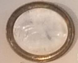 Miroir Oval