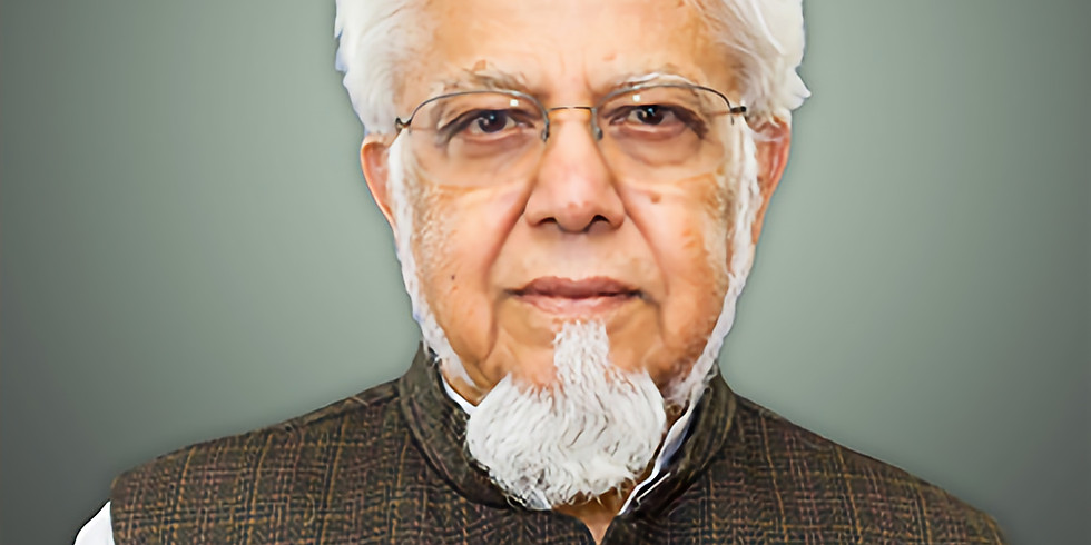 Celebrating the legacy of Dr. Abidullah Ghazi