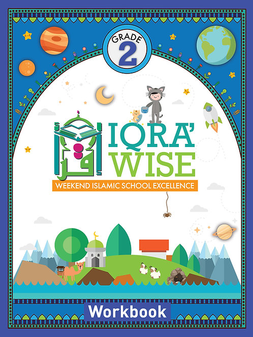 WISE - Grade 2 - Workbook - Weekend