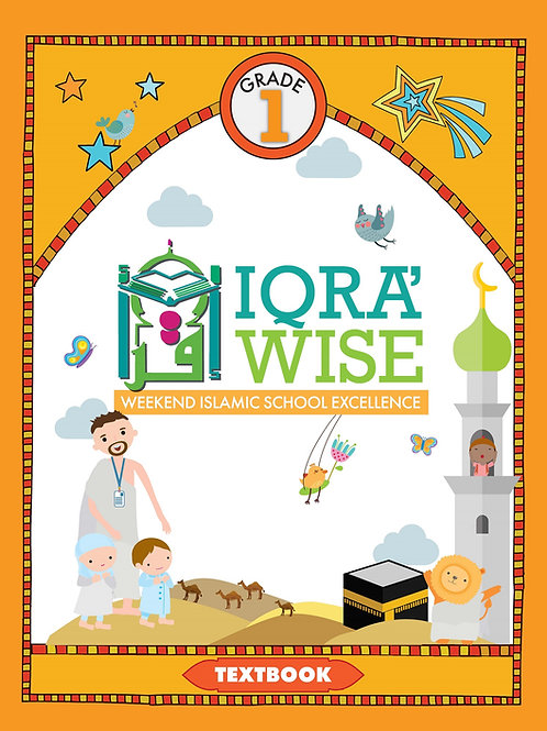 WISE - Grade 1 - Weekend