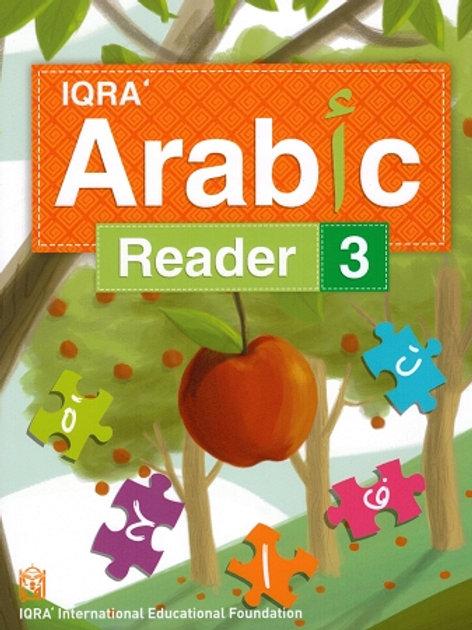 IQRA' ARABIC READER 3 (TEXTBOOK)