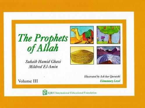 PROPHETS OF ALLAH: VOLUME 3