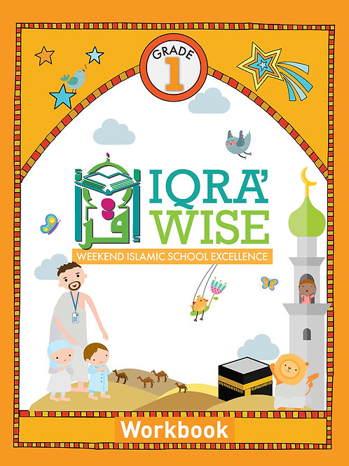 WISE - Grade 1 - Workbook - Weekend
