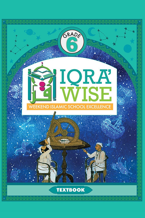 WISE - Grade 6 - Weekend
