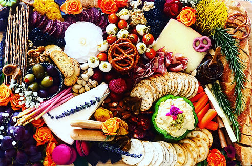 Bay area Catering. Corporate events. Baby shower. Girls night out.Vegan. Gluten Free
