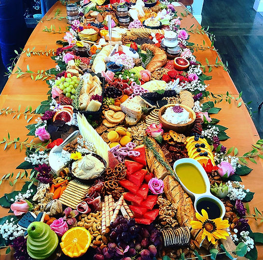 Grazing Table Catering Bay Area East Bay for wedding, private events and corporate