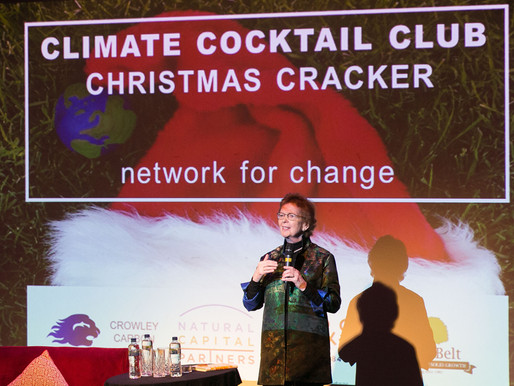 Only the Irish could fight climate change by throwing a party