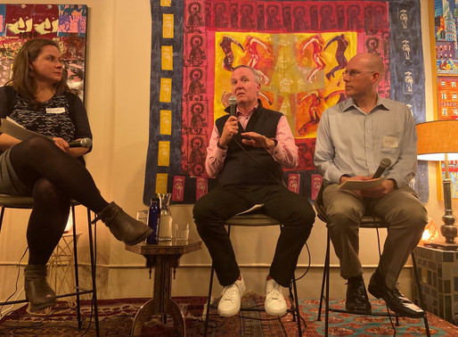 Bay Area #1 - Viewing the 2020 elections through the lens of climate change