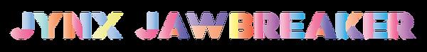 Jynx Jawbreaker color logo