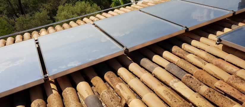 Roof Solar Panels 2