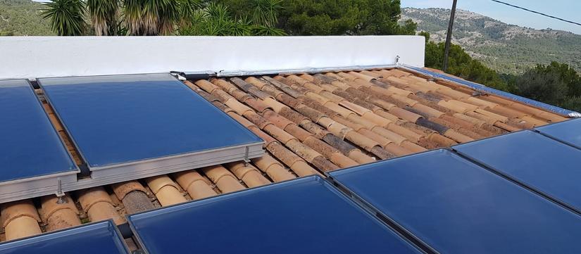 Roof Solar Panels 3