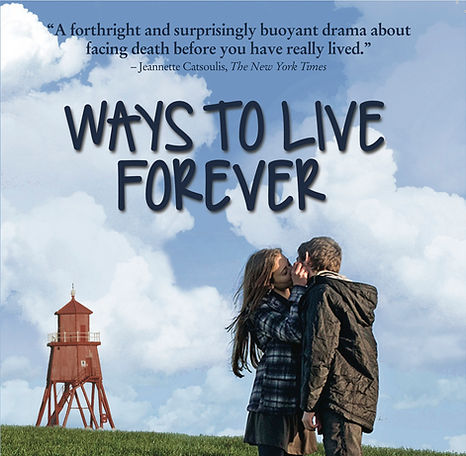 Ways To Live Forever, casting by Matt Western